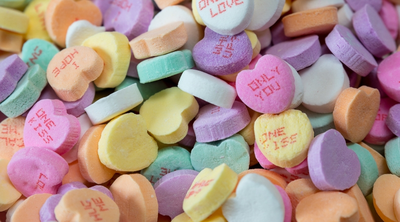 No More Heart Candy's This Valentine