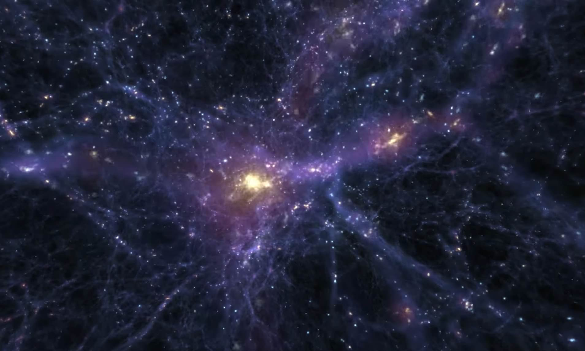 Banishing Alternative Theories Scientists Confirm Dark Matter