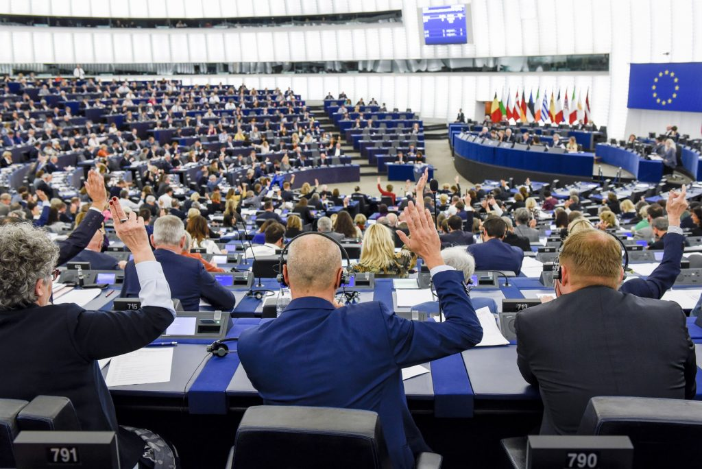 EU Sees A Change After The Parliament Votes