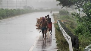 Cyclone Fani Hits Puri After a Million People Evacuate Town, No Casualties So Far