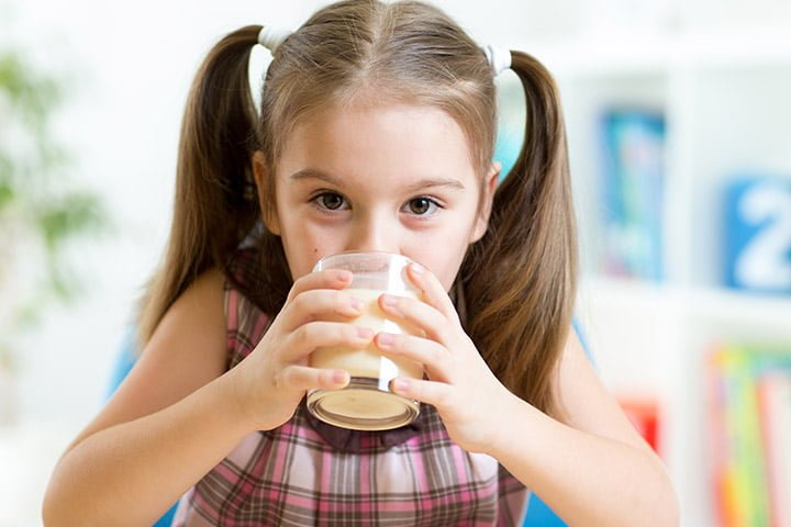 Youngsters Should Mostly Consume Only Milk And Water