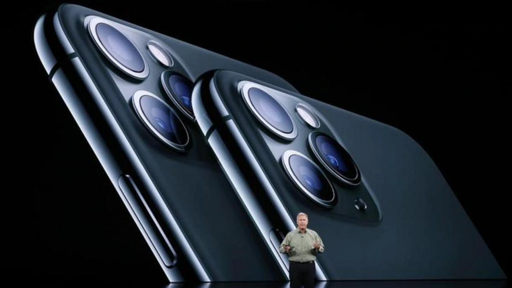 Apple Is Developing Into Camera Based Company