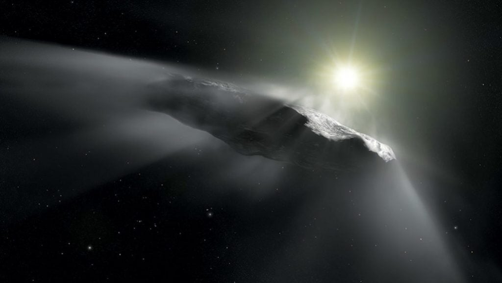 Recently Discovered Comet Affirmed As An Interstellar Visitor By NASA