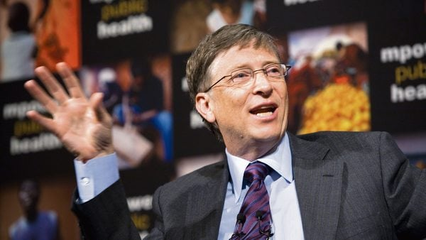 Bill Gates' Thoughts About U.S. Implying A Wealth Tax