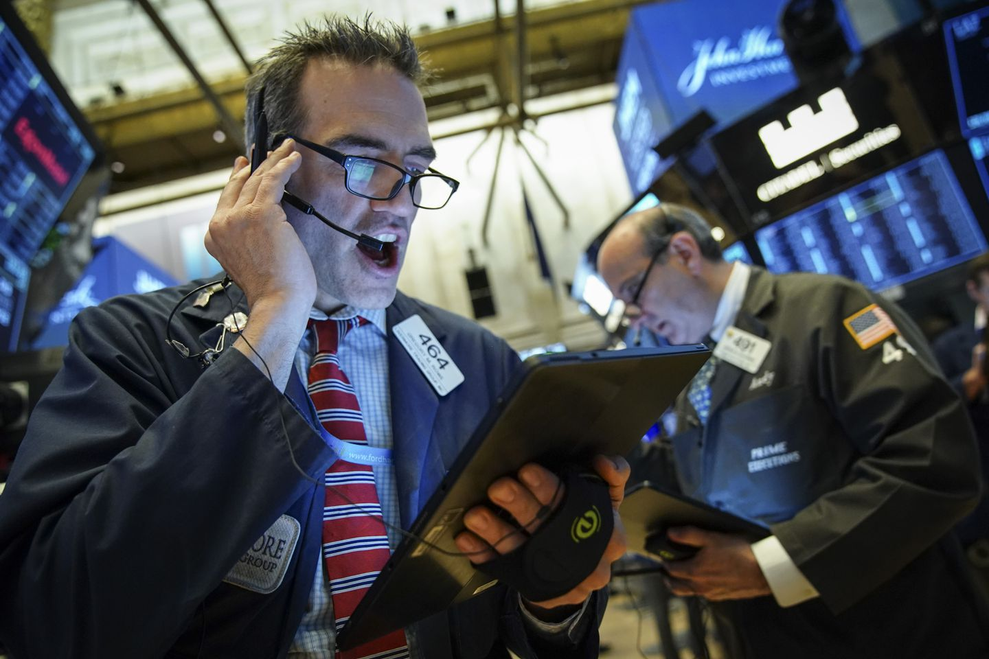 US Stock Goes Down