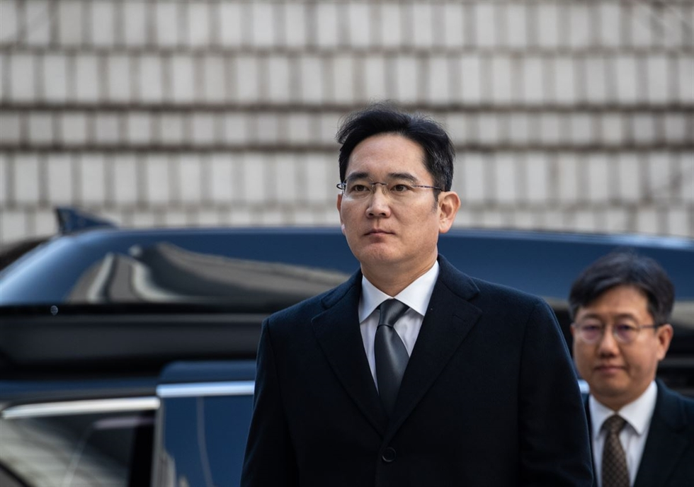 Samsung Vice Chairman Lee Apologizes Over Succession