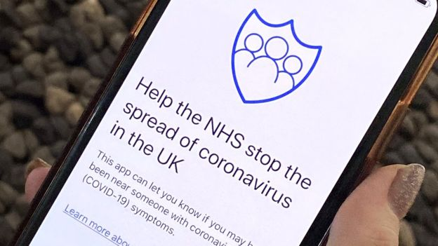 Coronavirus Contact Tracing App to go on Trial Before UK-wide Roll Out